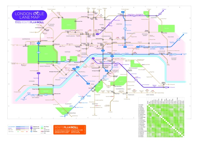 London Cycle Map – Revised 2017 v1.4-01 (1)